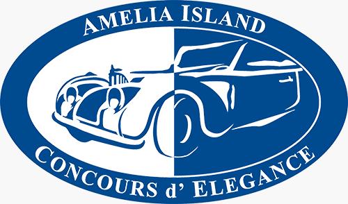 2018 Amelia Concours d'Elegance logo